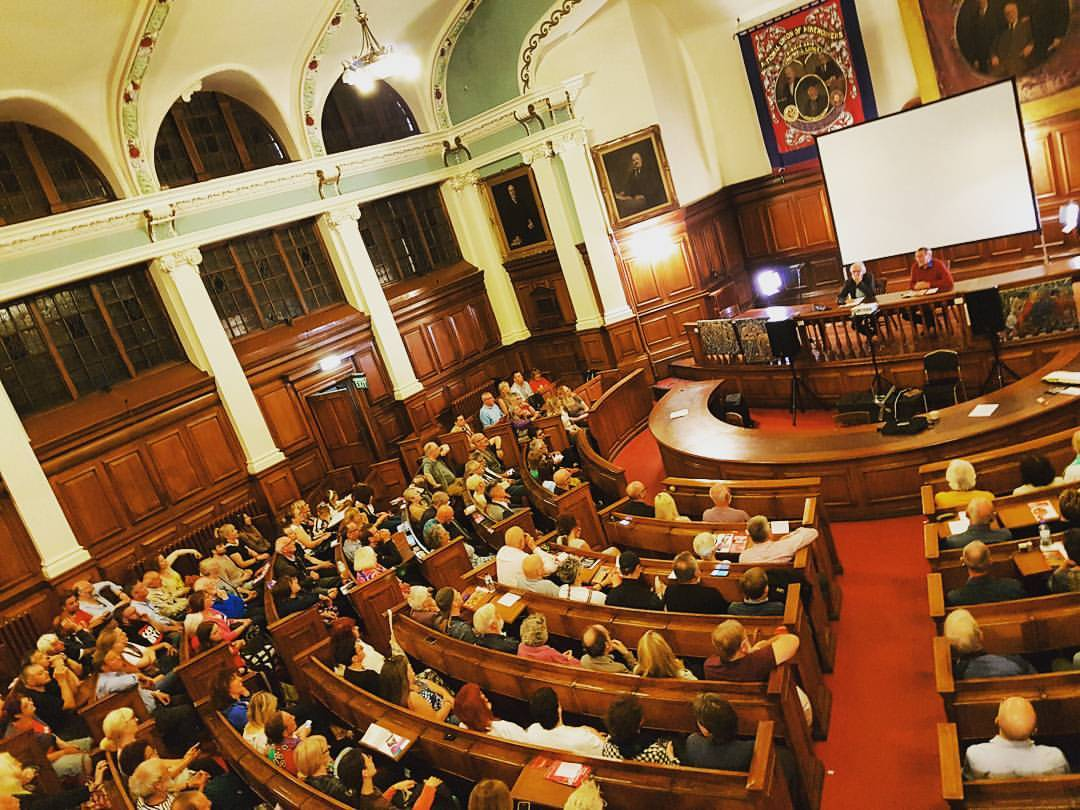 The Annual Davy Hopper Memorial lecture @ Redhills: Durham Miners Hall