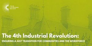 The 4th Industrial Revolution - panel discussion @ Redhills: Durham Miners Hall