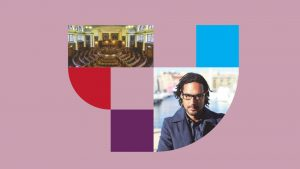 David Olusoga: We need to talk about Windrush @ Redhills: Durham Miners Hall