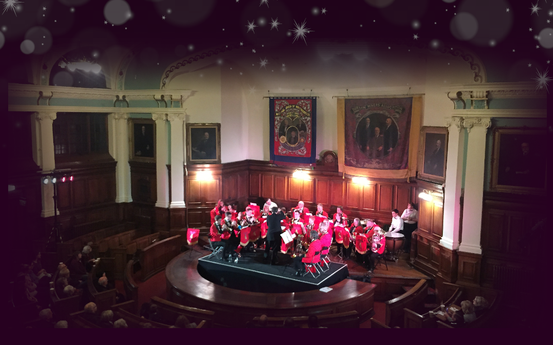Durham Miners Association Christmas Concert