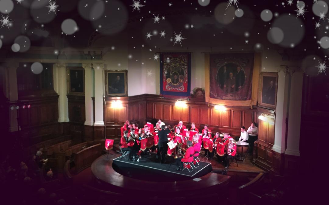 Christmas concert returns to Redhills