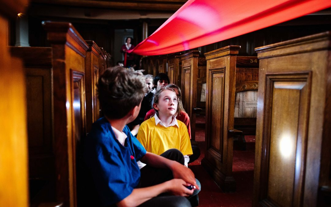 Schoolchildren to bring history of Durham miners to life